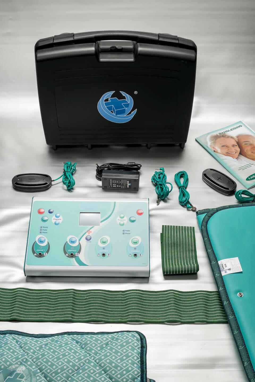 Magneetveldtherapie het toestel