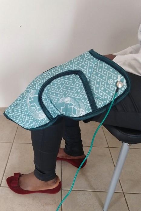hulstuk magneetveldtherapie knie artrose behandeling